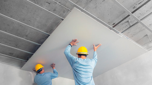 All You Need to Know About Gypsum and Gypsum Contractors