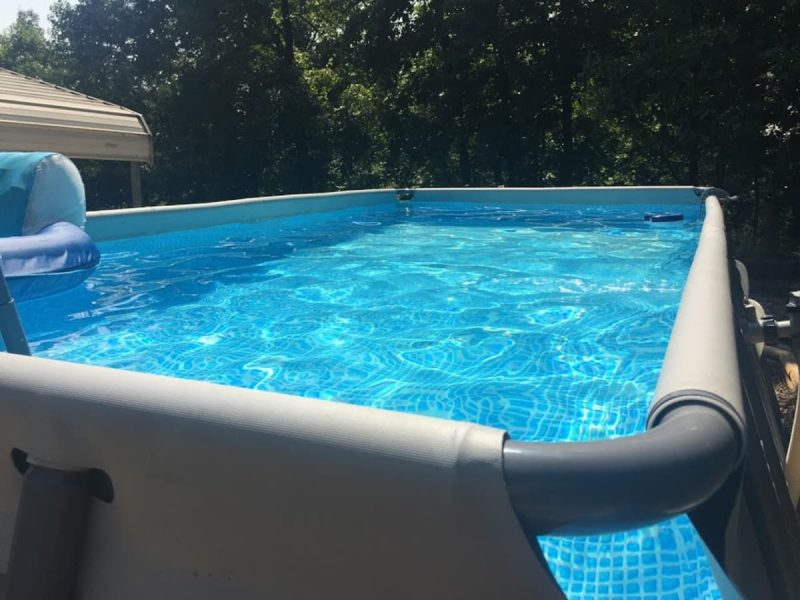 Products Needed for a Swimming Pool